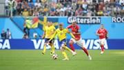 Highlights: Hạ Thụy Sĩ, Thụy Điển thẳng tiến tứ kết World Cup 2018