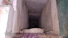 Bên trong hầm trú ấn của trùm ma túy Nguyễn Văn Thuận