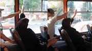 Cười rung rốn với cuộc chiến đóng-mở cửa sổ xe buýt trong thầm lặng