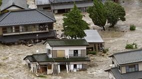 Mưa lũ khác thường ở Nhật, hàng chục người chết, trăm nghìn người sơ tán
