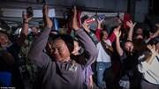 Thái Lan ăn mừng giải cứu thành công đội bóng nhí