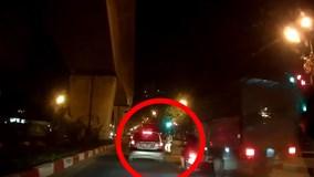 Rồ ga chạy trốn chốt giao thông, quái xế tông cảnh sát ngã gục