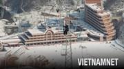 Khám phá khu nghỉ dưỡng trượt tuyết cao cấp nhất Triều Tiên