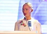 Sophia - công dân robot đầu tiên trên thế giới nói gì khi tới Việt Nam?