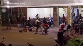 Hàng chục người hỗn chiến khi xem chung kết World Cup 2018