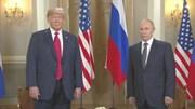 TT Putin, TT Trump gượng cười khi gặp nhau tại thượng đỉnh Nga – Mỹ