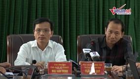 Lãnh đạo Hà Giang nói gì về việc xử lý phó phòng sửa kết quả 330 bài thi?