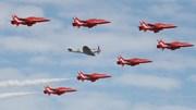 Chiêm ngưỡng dàn máy bay 'khủng' tại triển lãm hàng không Farnborough