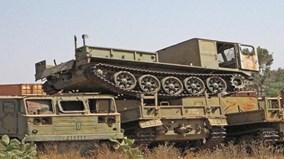 Khám phá những nghĩa địa xe tăng bị bỏ hoang
