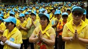 Người Thái Lan làm lễ tạ lỗi với nữ thần hang Tham Luang