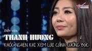 'Lan Cave' Thanh Hương kể lại cảnh bị cưỡng hiếp trong phim Quỳnh búp bê