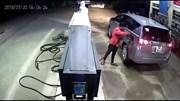 Tài xế lái ô tô vào đổ 1 triệu tiền xăng rồi tăng ga bỏ chạy lúc nửa đêm