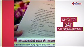 Tội danh của phó phòng sửa điểm thi ở Hà Giang có thể thay đổi hay không?