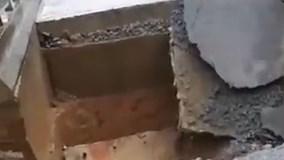 Khoảnh khắc kinh hoàng khi lũ cuốn sập cả cầu bê tông ở Phú Thọ