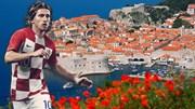 Trải nghiệm 'viên ngọc bích' của châu Âu cùng đội tuyển bóng đá Croatia