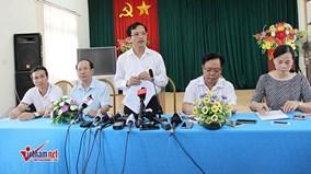 Sai phạm chấm thi ở Sơn La nghiêm trọng và phức tạp