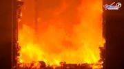Biển lửa kinh hoàng nhấn chìm nhà cửa, ô tô ở Hy Lạp