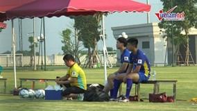 Công Phượng chấn thương, tiếc nuối nhìn Olympic Việt Nam 'luyện công'