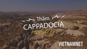 Lạc trong những ngôi làng cổ bên sườn núi lửa có 1-0-2 ở Thổ Nhĩ Kỳ
