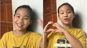 Bé gái 10 tuổi tự tin hát 7 thứ tiếng gây sốt mạng xã hội