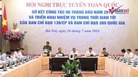Thượng tướng Lê Quý Vương: Đánh bạc trên mạng diễn ra công khai