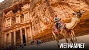 Ghé thành phố cổ Petra nghe 'vũ điệu của đá'