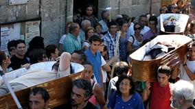 Rước người sống trong quan tài: Nghi lễ rùng mình ở Tây Ban Nha