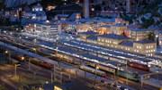 Mô hình tàu hỏa 'khủng' chứa cả nghìn xe cộ, máy bay