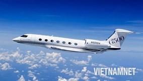 Khám phá phi cơ hơn 1.000 tỷ 'cực sang chảnh' của giới siêu giàu
