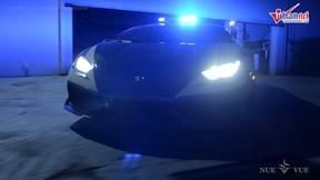 Những siêu xe cảnh sát đến đại gia cũng phải mơ ước
