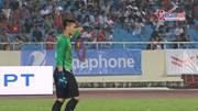 Vì sao thủ môn Bùi Tiến Dũng được trao băng đội trưởng trong trận gặp Oman?