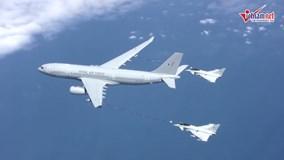 Nhận diện Top máy bay tiếp dầu đỉnh nhất thế giới