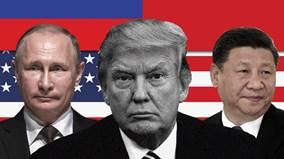 Thế giới 7 ngày: Mỹ không 'ngán' cả Nga lẫn Trung Quốc