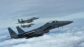 Tiêm kích 'Siêu đại bàng' F-15X Mỹ đang phát triển 'ghê gớm' đến mức nào?