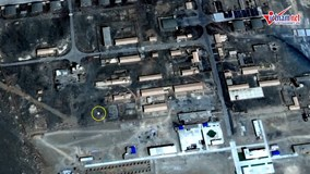 Lộ 'căn cứ quân sự mật' trên sa mạc Trung Quốc?