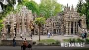 Công trình huyền thoại của người đàn ông 33 năm nhặt sỏi đá xây lâu đài