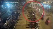 Truy bắt cướp như phim hành động ở trung tâm Sài Gòn