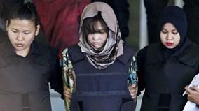 Clip quay trực diện Đoàn Thị Hương sau phiên tòa không được xử trắng án