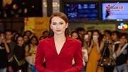 'Nàng chồng' Phương Anh Đào xinh đẹp ngất ngây trong buổi ra mắt phim mới