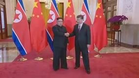 Chủ tịch Tập Cận Bình chốt ngày thăm Bình Nhưỡng, gặp lại NLĐ Kim Jong Un