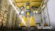 Kỹ sư nông nghiệp mê hoạt hình chế tạo robot 5 tấn lớn nhất thế giới