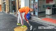 Triệu phú Trung Quốc miệt mài nhặt rác suốt ba năm
