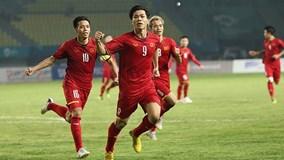 Công Phượng ghi bàn 'xé lưới' U23 Bahrain, Việt Nam vào tứ kết ASIAD