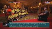 Đội bóng Thái Lan bị mắc kẹt gặp lại, tiết lộ chuyện chưa từng chia sẻ