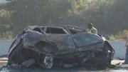 Phóng xe hơn 160km/h để tự sát, tông chết hai mẹ con