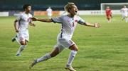 Văn Toàn ghi bàn thắng vàng đưa Olympic Việt Nam vào bán kết ASIAD