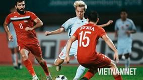 Vì sao U23 Việt Nam rộng cửa thắng UAE tranh HCĐ ASIAD?