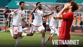 BLV Quang Tùng: UAE toan tính dồn Olympic VN vào thế trận sút phạt cân não
