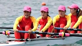 4 cô gái vàng rowing Việt Nam và những tâm sự bất ngờ