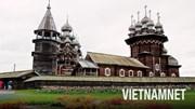 Chiêm ngưỡng 'nhà thờ biến hình' độc nhất vô nhị của nước Nga